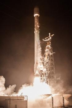 「祖馬」神秘衛星故障在印度洋上空墜回地球