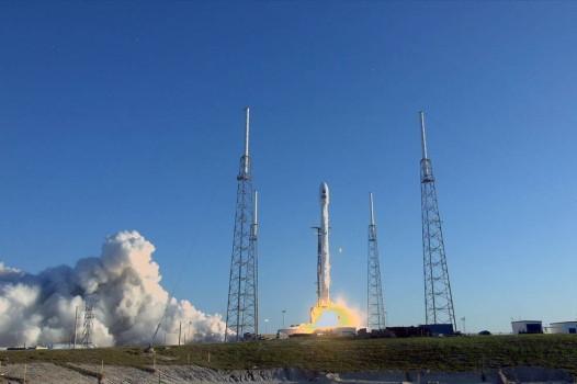 凌日系外行星巡天衛星今早成功發射升空