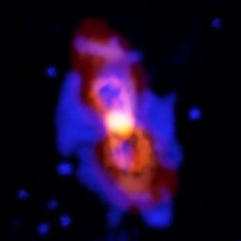 天文學家首次在宇宙中探測到放射性分子