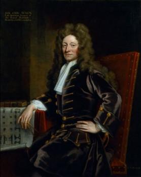 英國天文學家雷恩誕辰