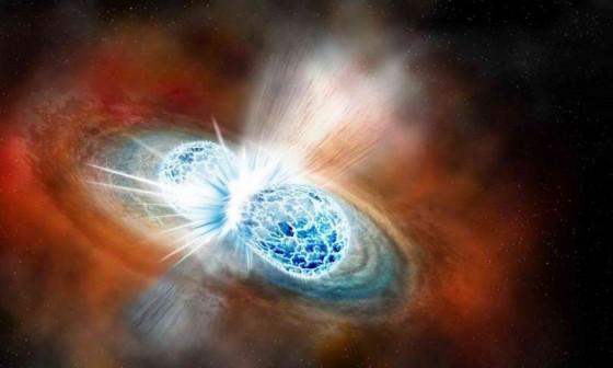 重力波很快就可以用來測量宇宙的膨脹速度