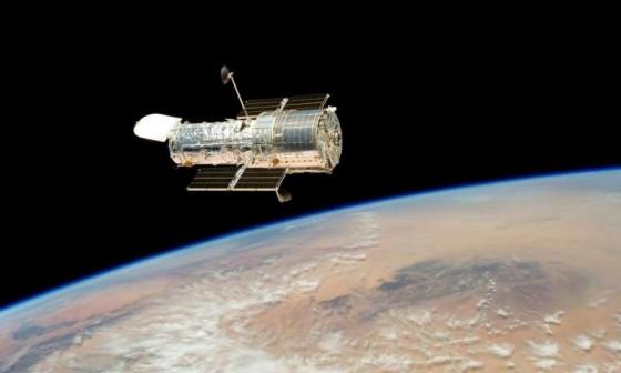 哈勃太空望遠鏡主要相機故障停用