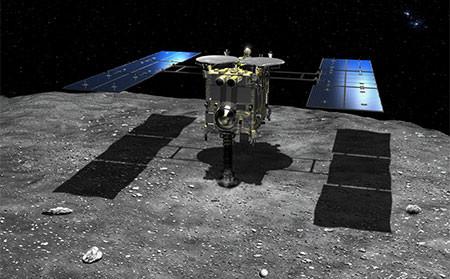 隼鳥二號即將用高難度方式登陸龍宮小行星