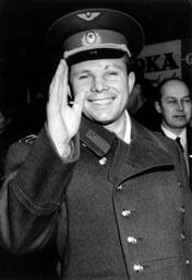 58年前第一個太空人升空
