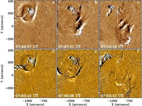 中國天文學家在大尺度日冕波研究獲新進展